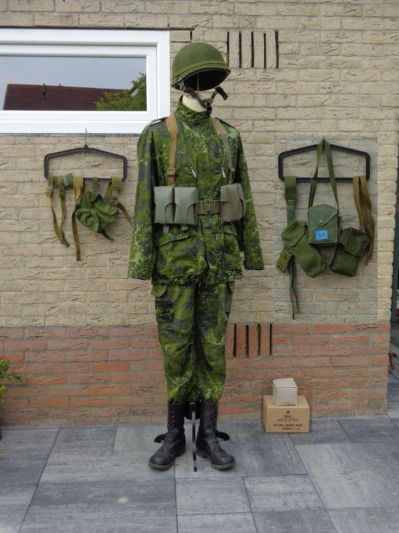 My Danish army Cold War loadouts Denema13