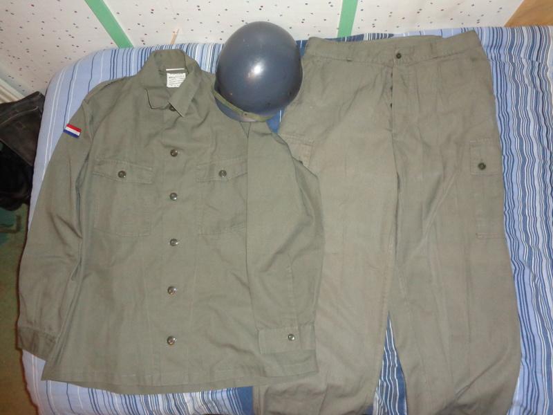 Grey / Greygreen KLu uniforms Dsc02911