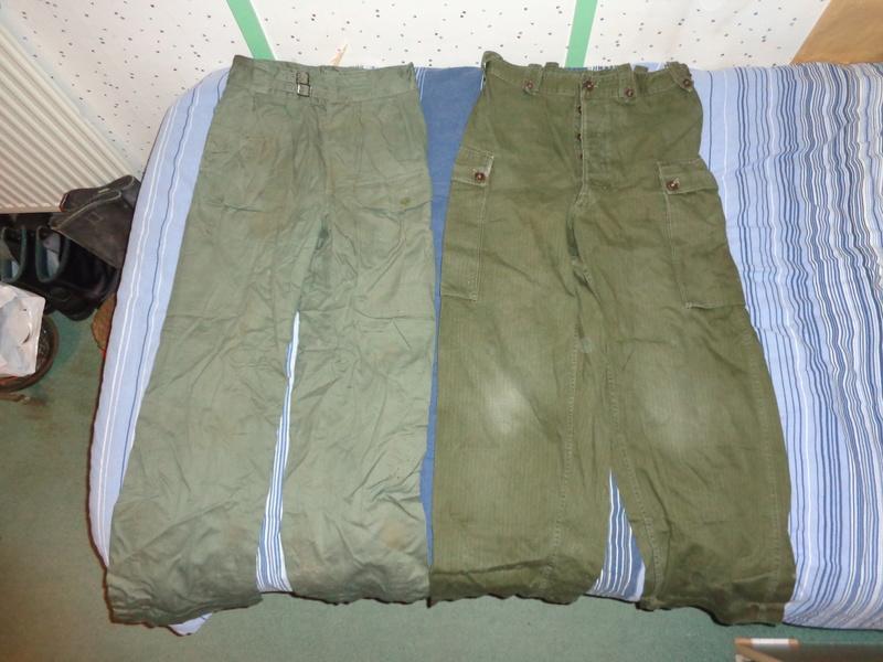 Dutch shirts, M76 and Shui Lung tropical Dsc03010