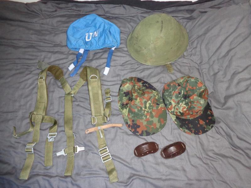 Some Belgian stuff from Ciney, Wittock body armor info needed Dsc03913