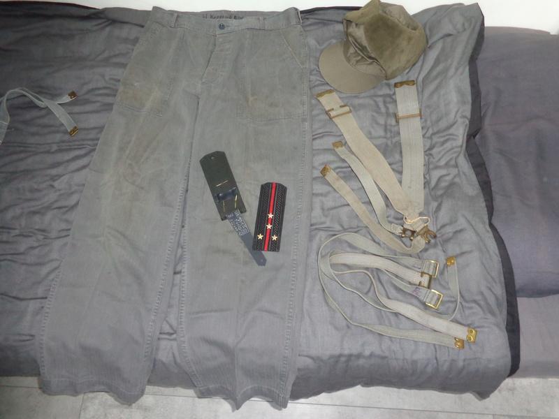 Grey / Greygreen KLu uniforms Dsc03970