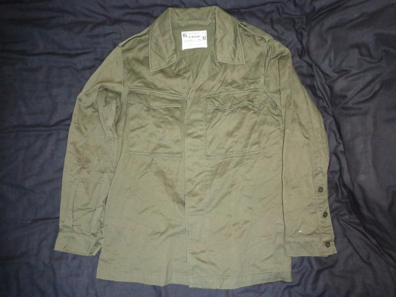 Dutch shirts, M76 and Shui Lung tropical Dsc04435