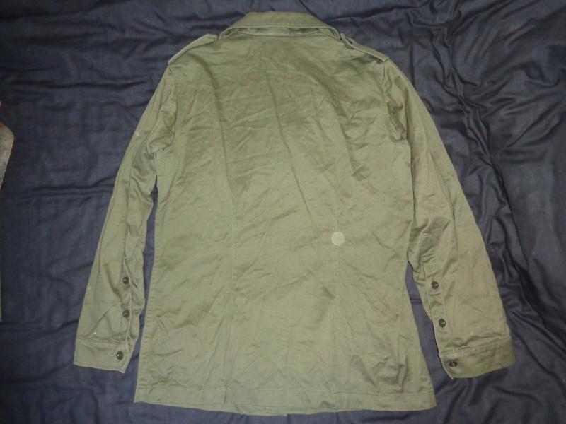 Dutch shirts, M76 and Shui Lung tropical Dsc04436