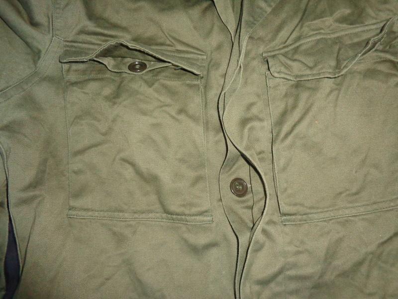 Dutch shirts, M76 and Shui Lung tropical Dsc04437