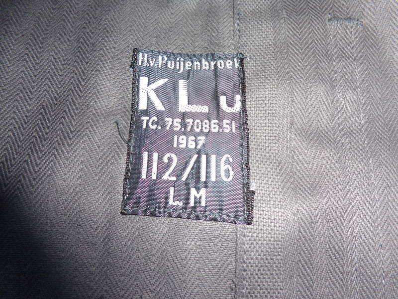 Grey / Greygreen KLu uniforms Dsc04442