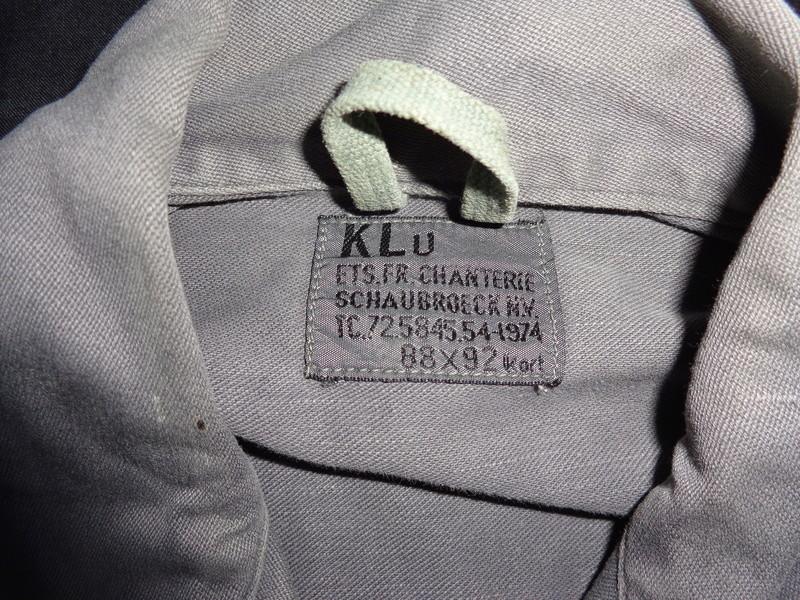 Grey / Greygreen KLu uniforms Dsc04445