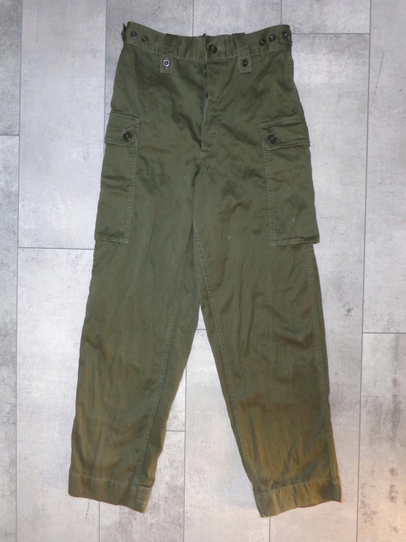 """Dutch shortlived 70's uniforms, """"M75"""" and M76 Dsc04512"""
