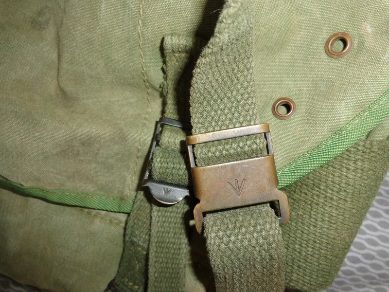 Australian M56 type webbing and Vietnam related uniform stuff Dsc04720
