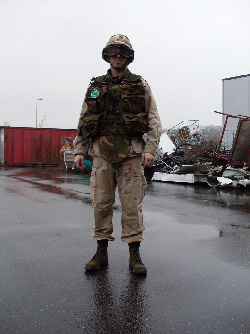 Korps Mariniers Uniforms Nederl10
