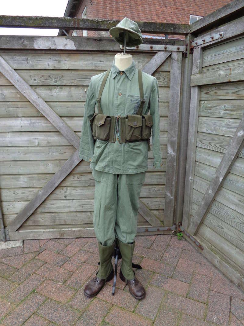 Korps Mariniers Uniforms Nederl12