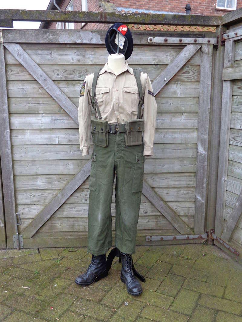 Korps Mariniers Uniforms Nederl13