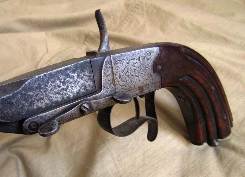 Pistolet ancien-nouvelles photos- Img_5660