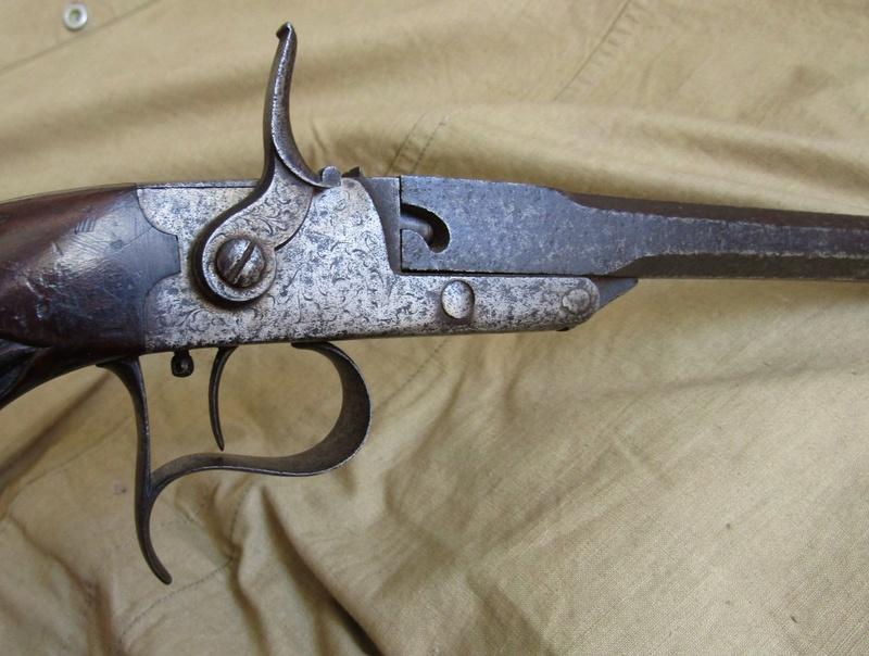 Pistolet ancien-nouvelles photos- Img_5662