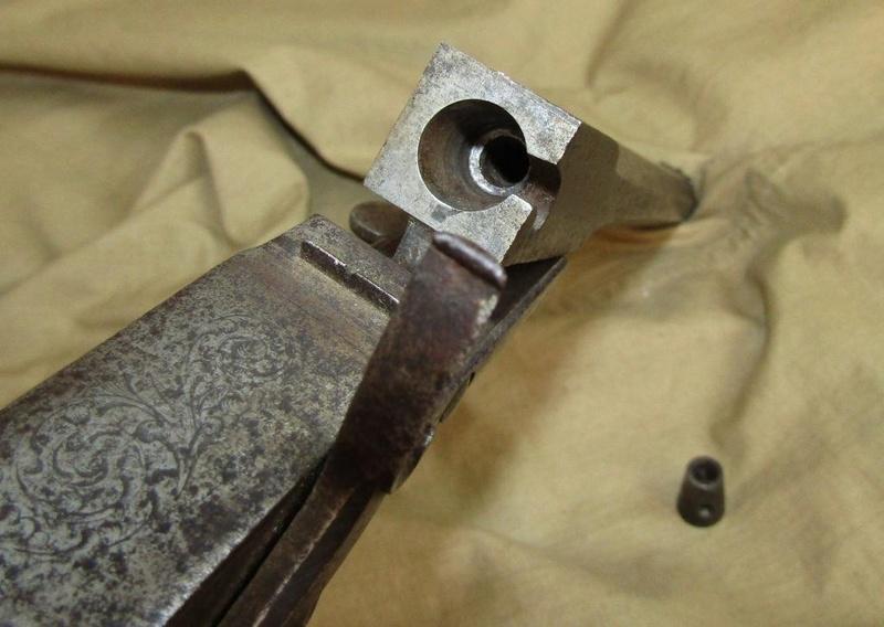 Pistolet ancien-nouvelles photos- Img_5664