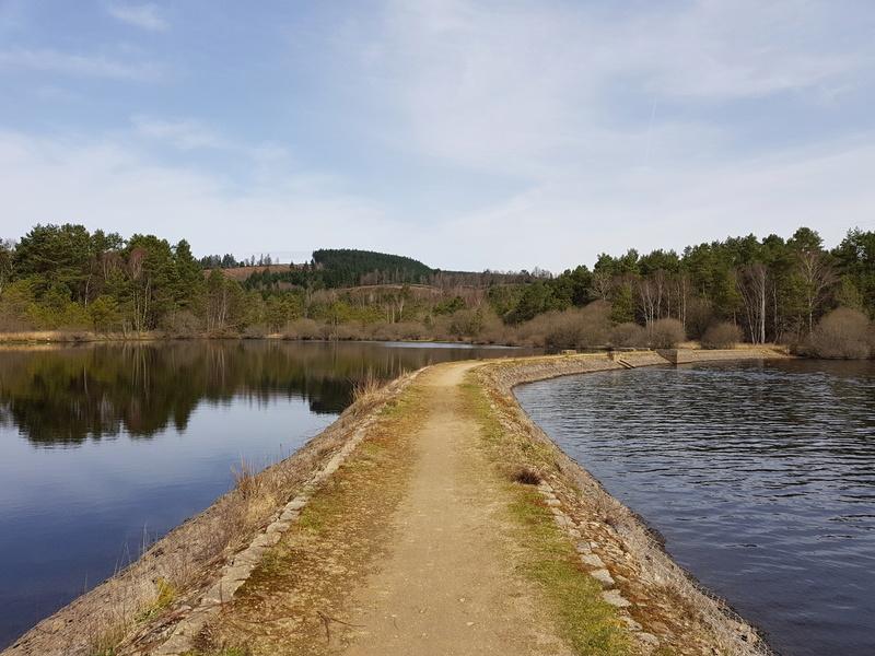sortie lac de vassiviére puis prés de rocamadour 20180414