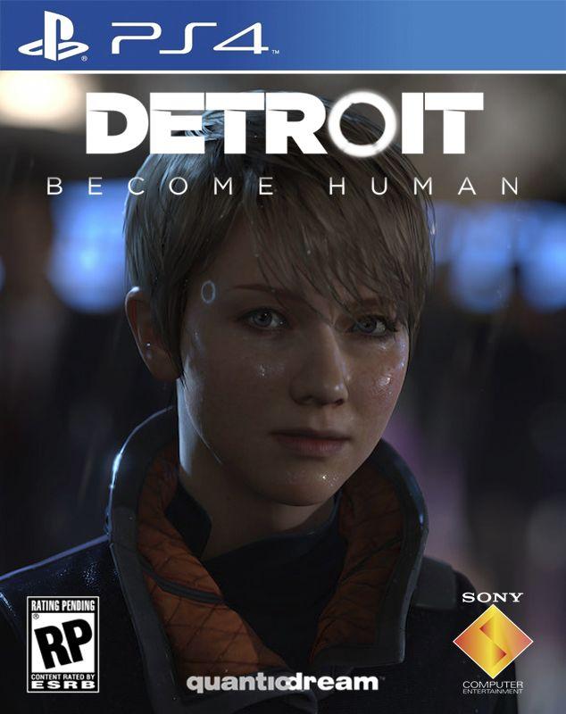 Detroit : Become Human (Jeu vidéo sur PS4) Detroi12