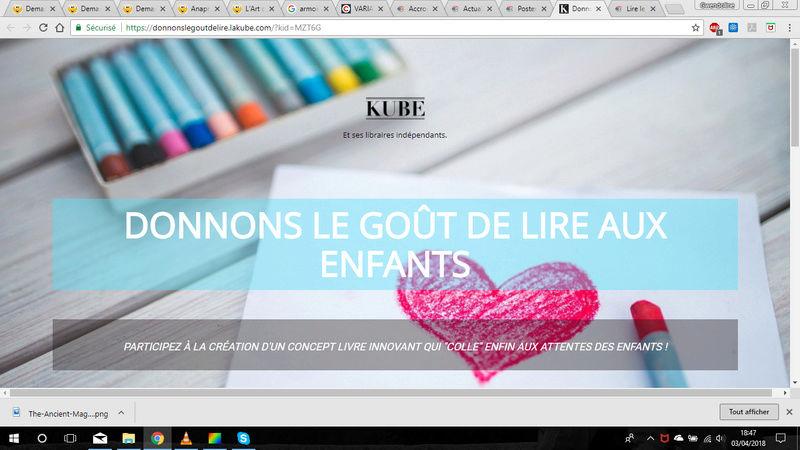 [ÉVÉNEMENT VIRTUEL] Les éditions Pocket Jeunesse lance la Kube Enfants Sans_t12