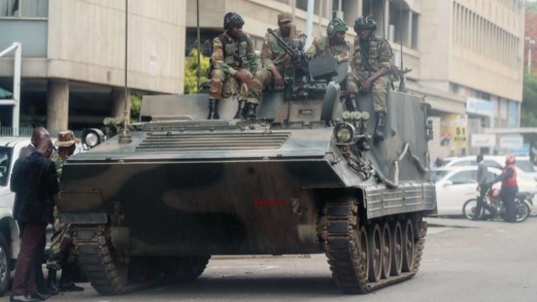 Zimbabwe National Army A1834610