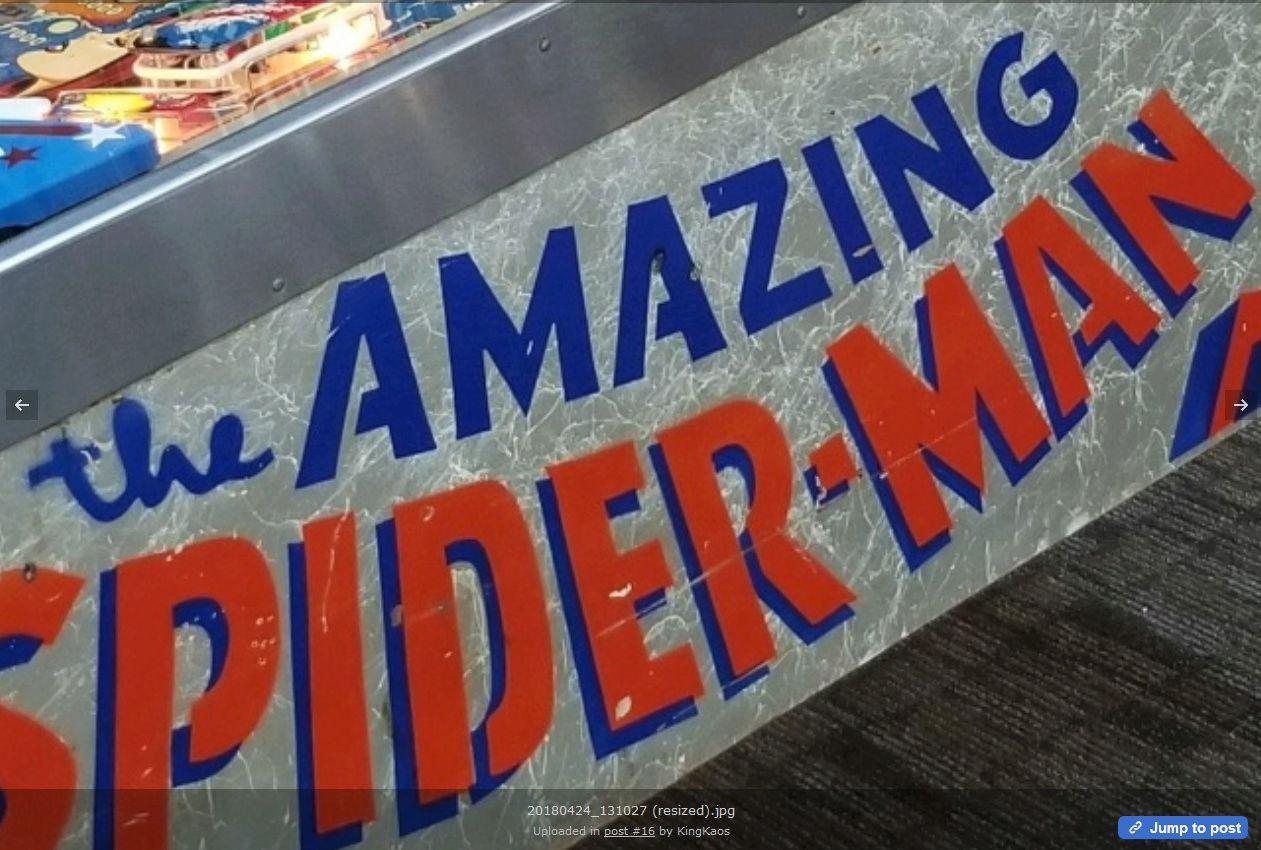 Restauration Amazing spiderman - Page 3 Amazin11
