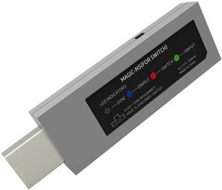 Adaptador Mandos Sony, Microsoft y Nintendo para Nintendo Switch Ns11
