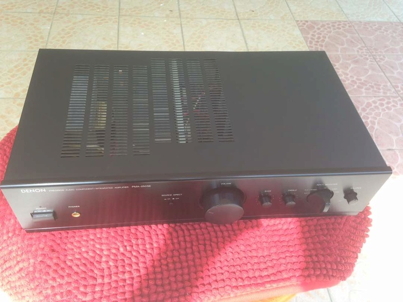 (SOLD)Denon PMA250SE (MADE IN GERMANY) D310
