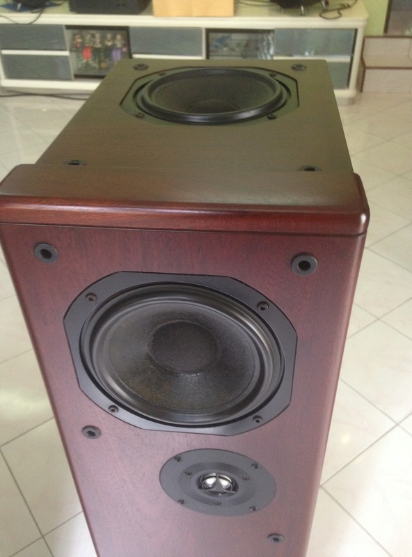 """CASTLE HOWARD(""""Special Finish"""" edition) hi end speakers Img_4121"""