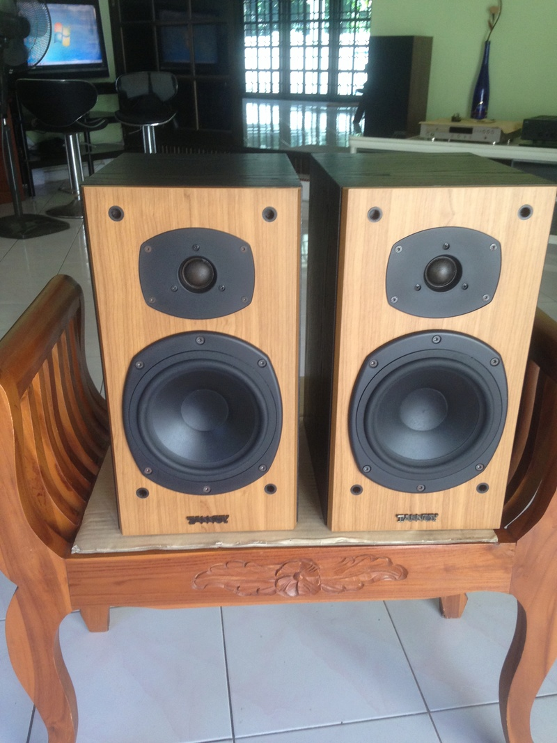 Tannoy Book  shelf Speakers(SOLD) Img_4410