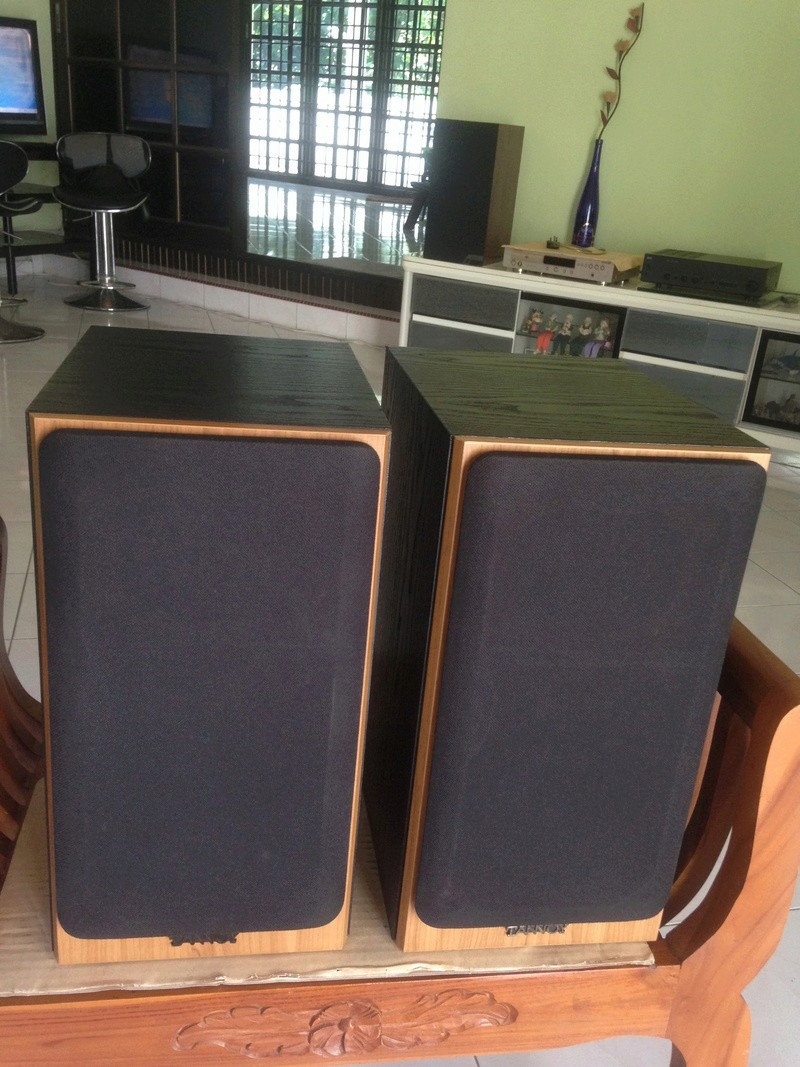 Tannoy Book  shelf Speakers(SOLD) Img_4411