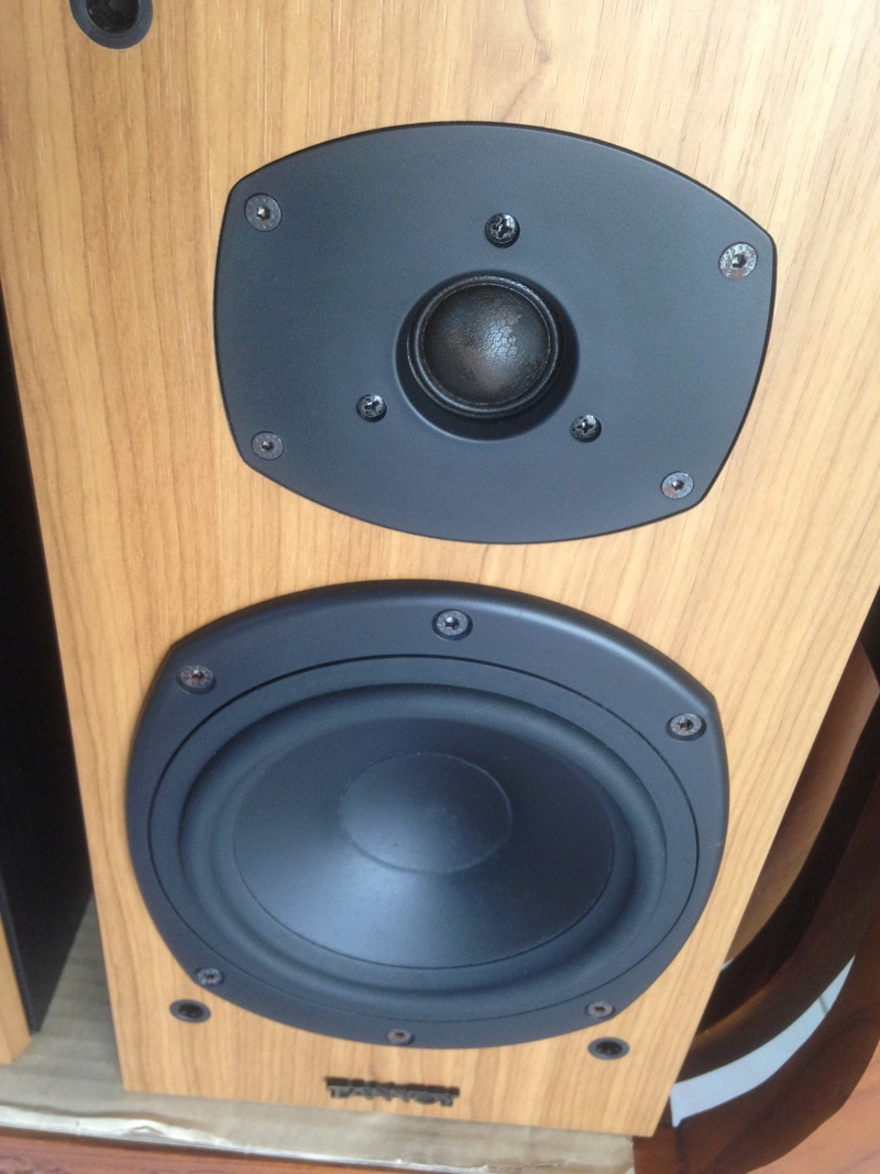 Tannoy Book  shelf Speakers(SOLD) Img_4412