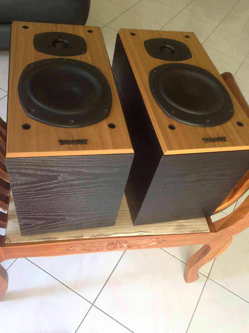 Tannoy Book  shelf Speakers(SOLD) Img_4512