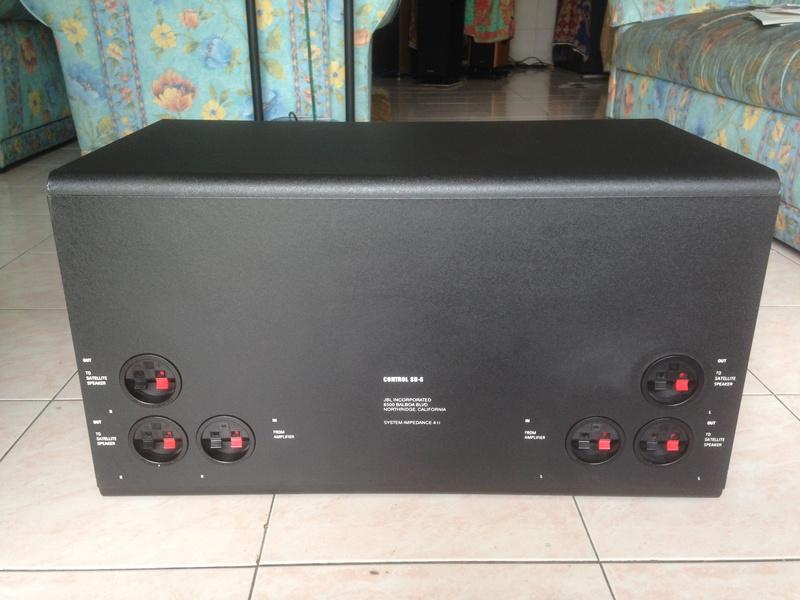 JBL Control SB-5 Img_4616