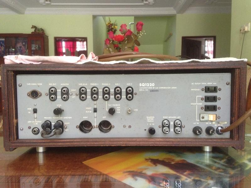 LUXMAN SQ-1220 int amp(SOLD) Img_5317