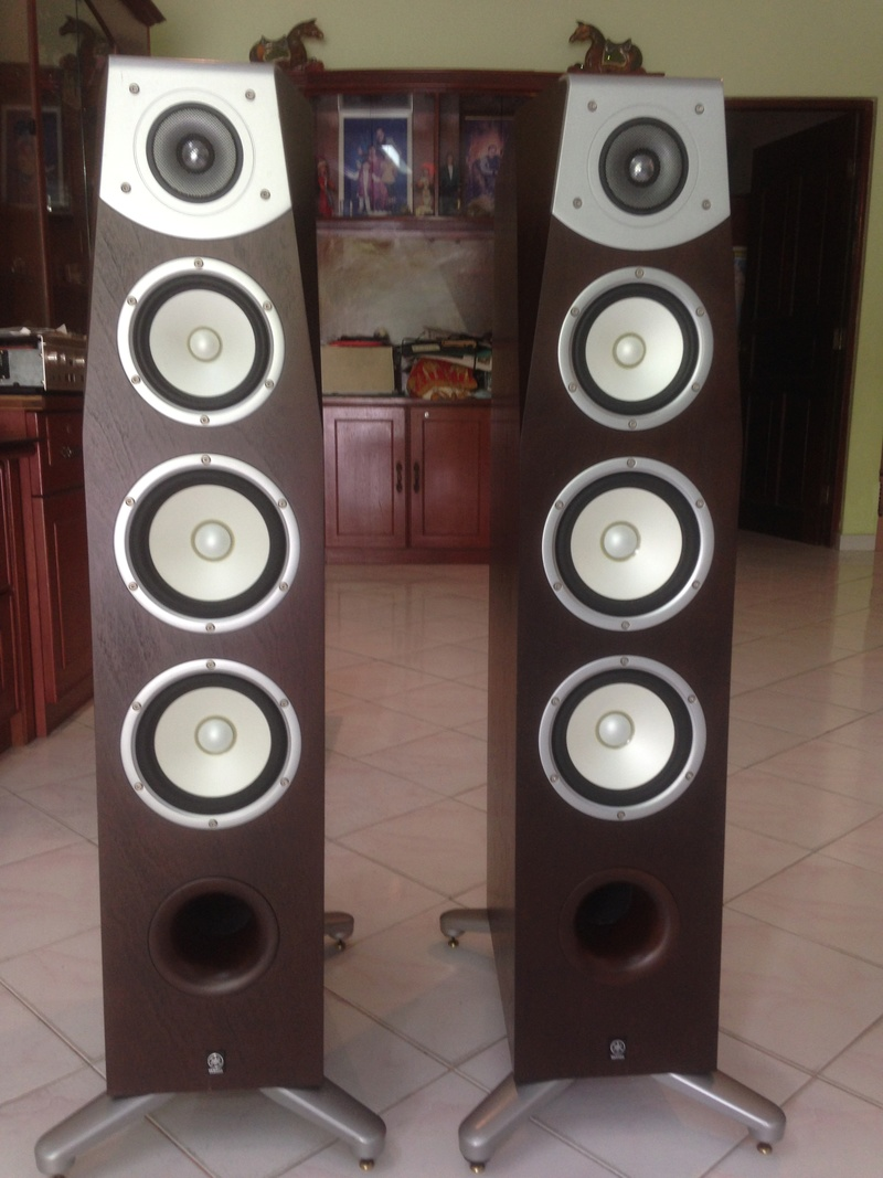YAMAHA Soavo1 speakers(tuned in UK) Img_5425