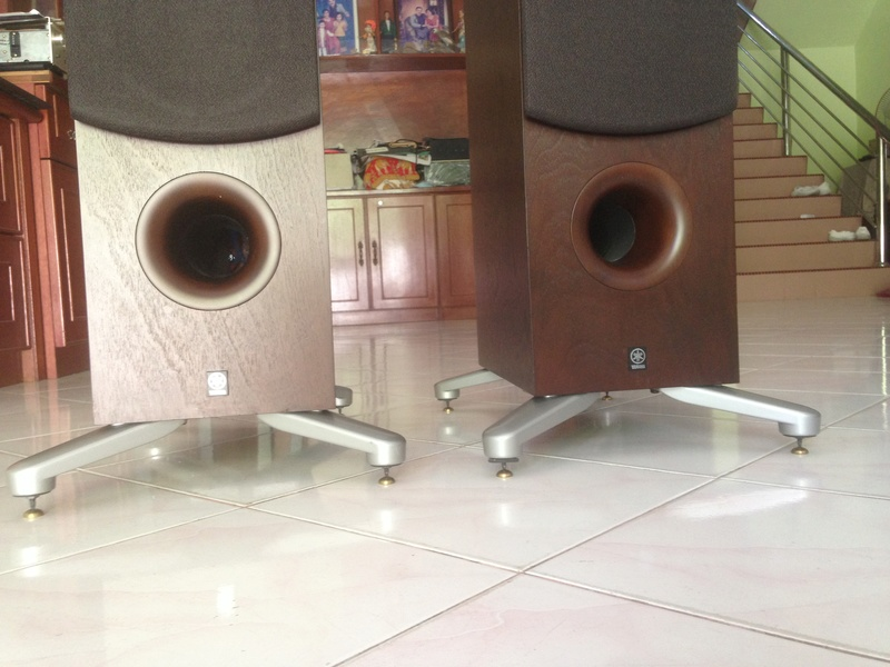 YAMAHA Soavo1 speakers(tuned in UK) Img_5437