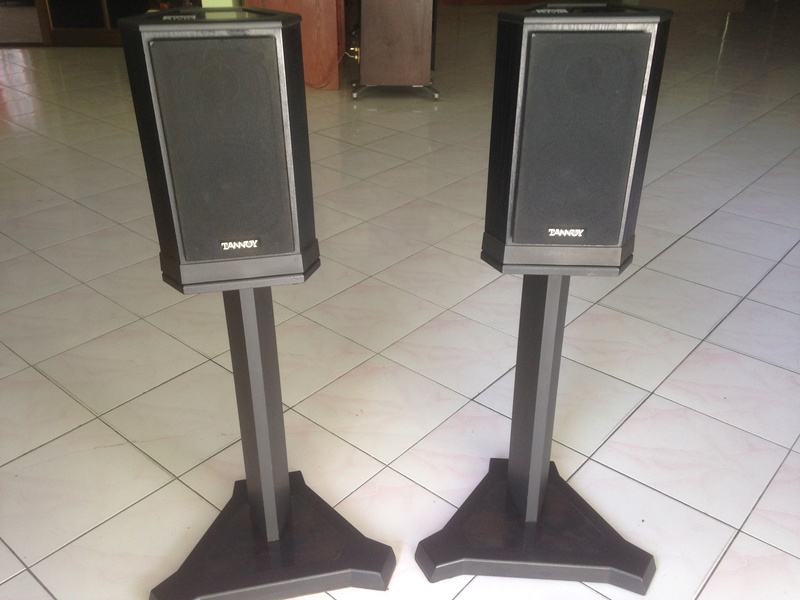 Tannoy 603 mk2 with original STAND( SOLD) Img_5710