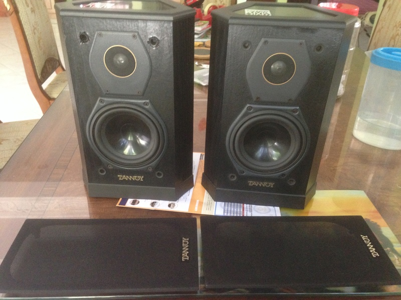 Tannoy 603 mk2 with original STAND( SOLD) Img_5711