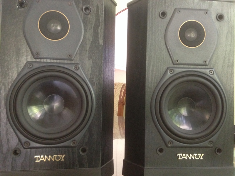 Tannoy 603 mk2 with original STAND( SOLD) Img_5712