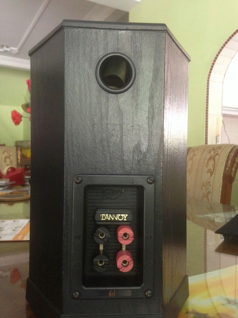 Tannoy 603 mk2 with original STAND( SOLD) Img_5715