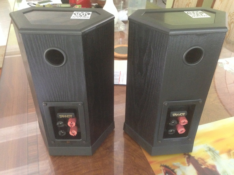Tannoy 603 mk2 with original STAND( SOLD) Img_5716