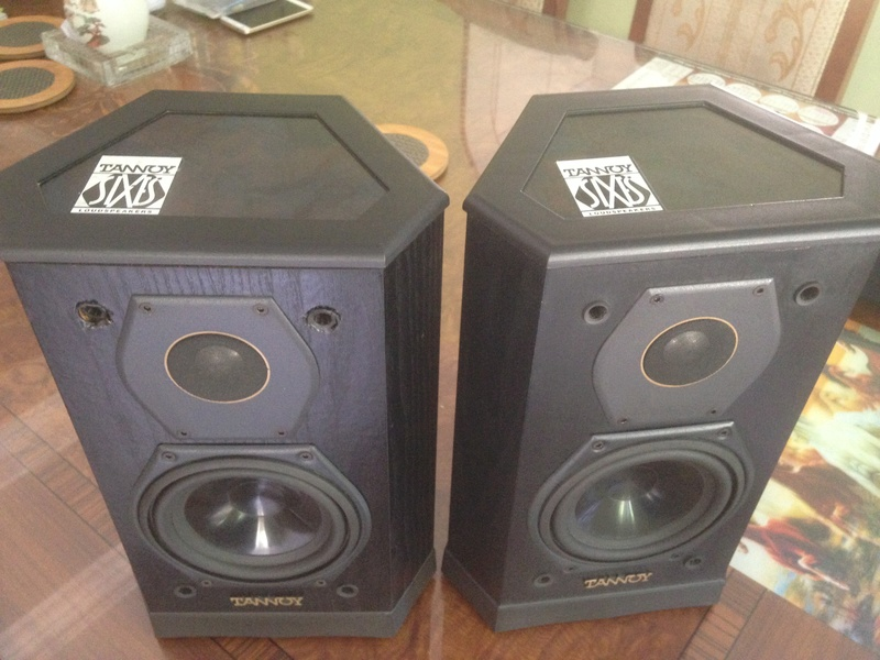Tannoy 603 mk2 with original STAND( SOLD) Img_5718