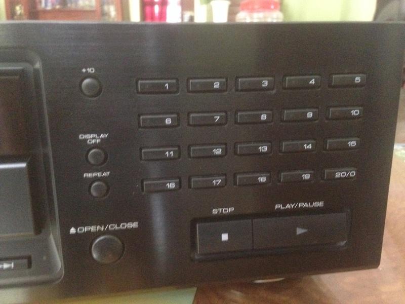 KENWOOD CDP 7020 high-end 2 x Burr-Brown PCM 1701P/ KSS-150A Img_5724
