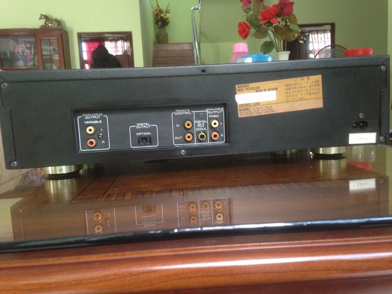 Marantz CD-50 With remote(SOLD) M50-410