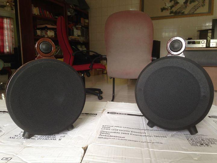 NORH 5( audiophile grade) sexy n naughty speakers. N110