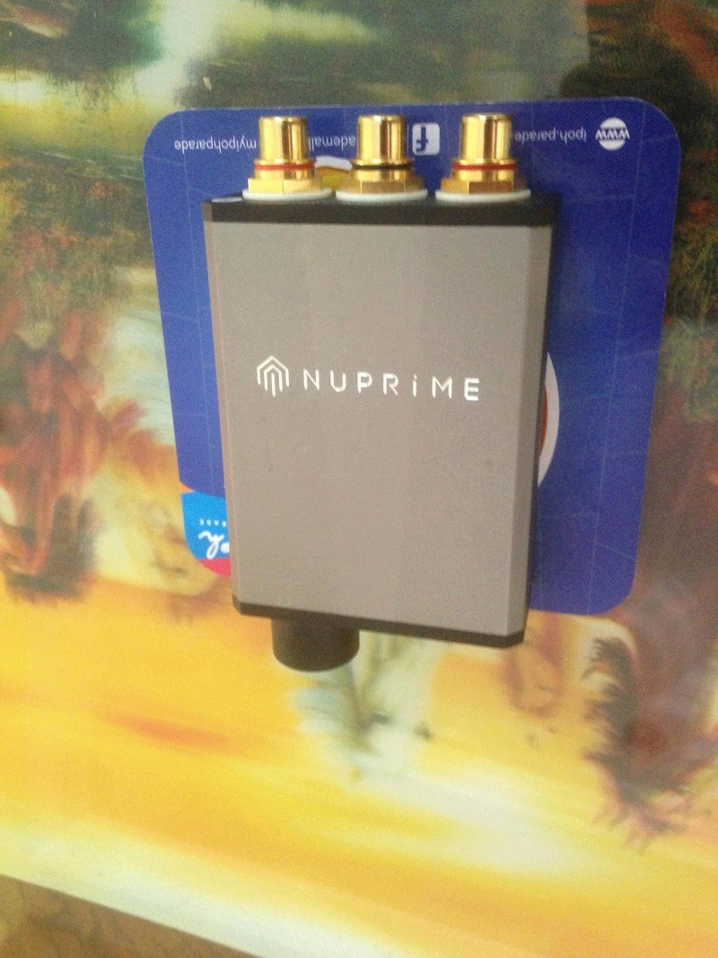 NUPRIME DSD -portable DAC with head-amp built-in(sold) Nu110