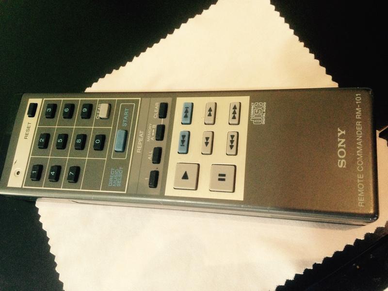 Sony CDP-338ESD master piece(Redu price) Remote10