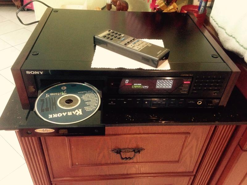 Sony CDP-338ESD master piece(Redu price) S410