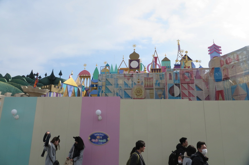 [Tokyo Disneyland] Nouvelles attractions à Toontown, Fantasyland et Tomorrowland (15 avril 2020)  - Page 4 Img_9821