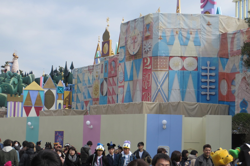[Tokyo Disneyland] Nouvelles attractions à Toontown, Fantasyland et Tomorrowland (15 avril 2020)  - Page 4 Img_9824