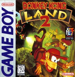 [GB] Donkey Kong Land 2  Dk_lan10