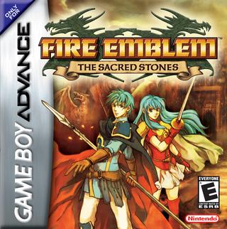 [GBA] Fire Emblem: The Sacred Stones Fire_e10